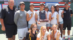 Tyler JC Women's Tennis