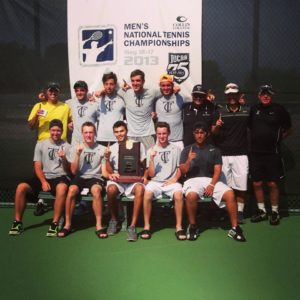 Tyler JC Men's Tennis