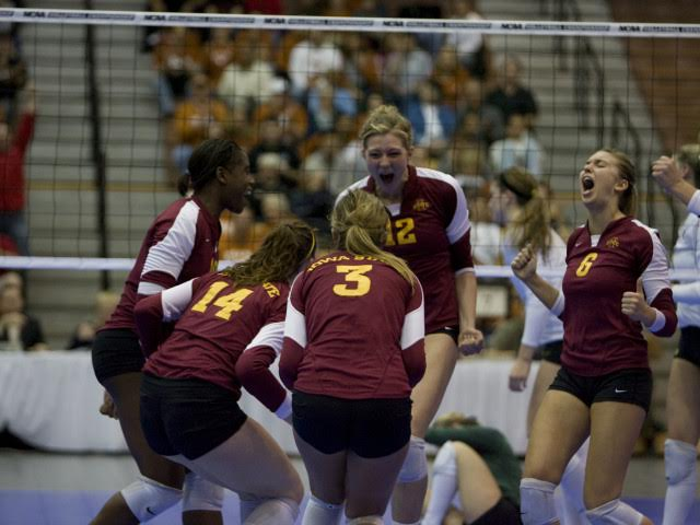 Iowa State Volleyball