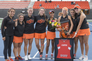 OSU women's tennis