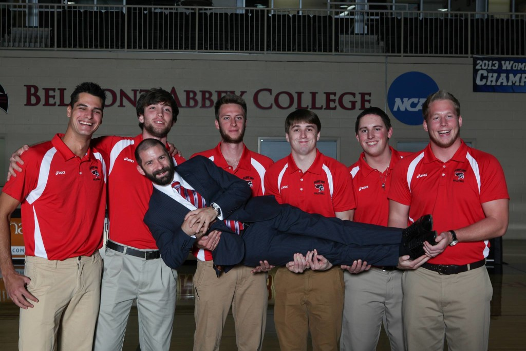Belmont Abbey Men's Volleyball