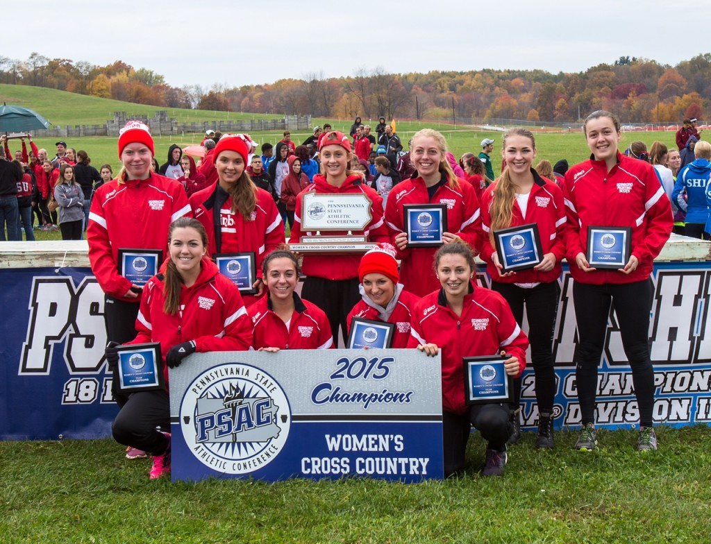 Edinboro Women's Cross Country