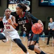 Seattle University Women's Basketball
