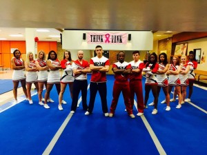 Radford Cheerleading