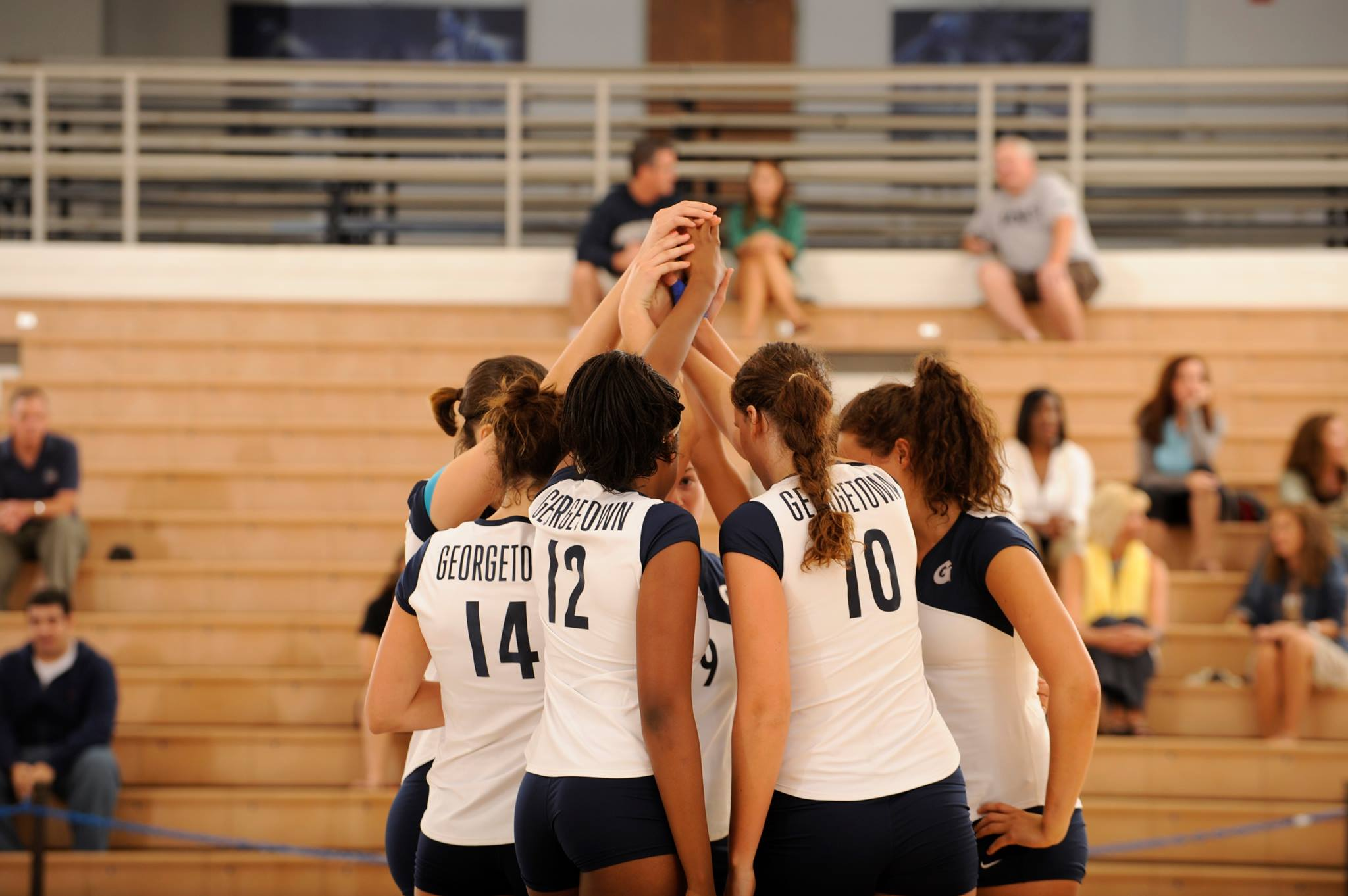 Georgetown volleyball