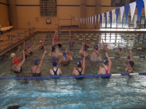 Mount Holyoke Swimming