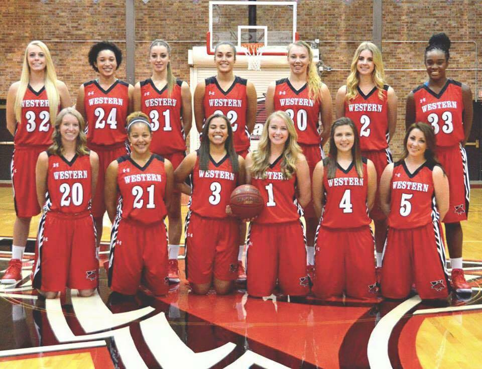Western Wyoming women's basketball