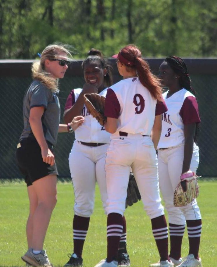 Coahoma Softball