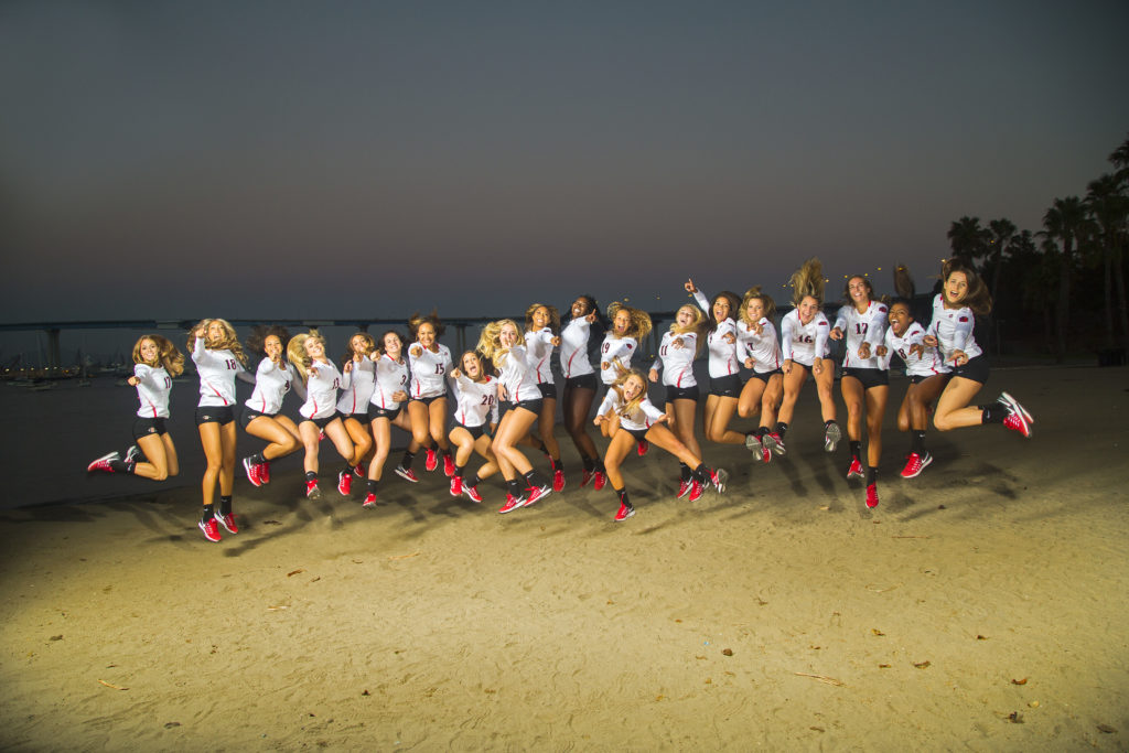 San Diego State Volleyball