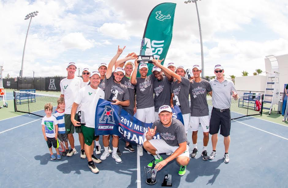 USF Men's Tennis