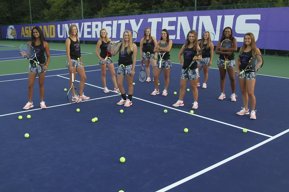 Ashland Women's Tennis