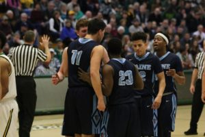 Maine Men's Basketball