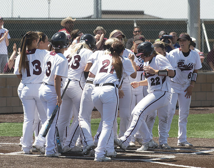 West Texas A & M Softball