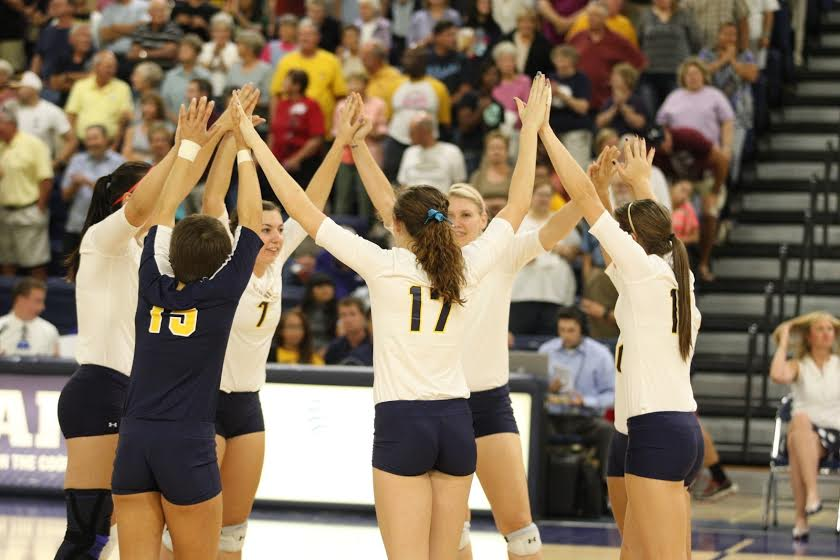 University of Northern Colorado Volleyball