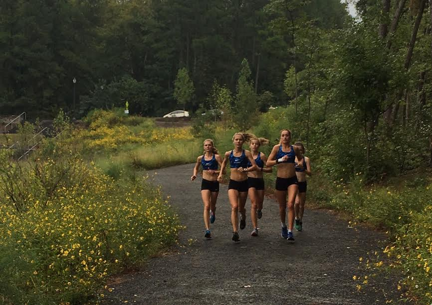 Duke Women's Cross Country