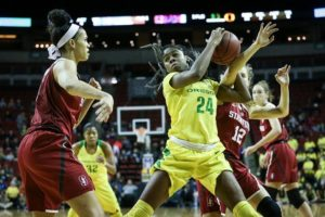 Oregon Women's Basketball