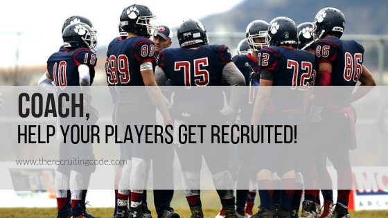 get recruited